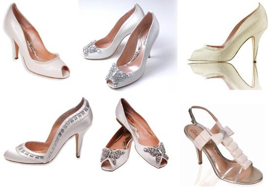 Luxurious, comfortable bridal shoes that are well worth the splurge!