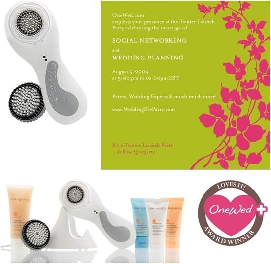 photo of Clarisonic PLUS- A Must-Have For A Flawless Face On Your Wedding Day!