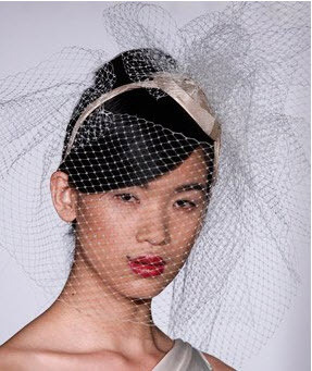 photo of Bride Chic: A Head of the Times