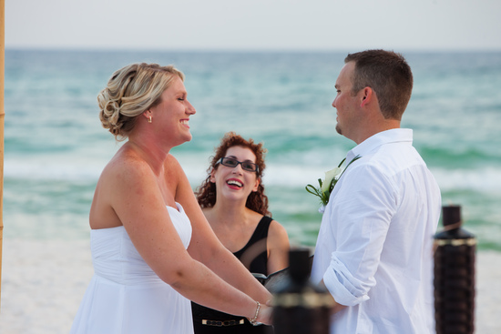 destin wedding officiant