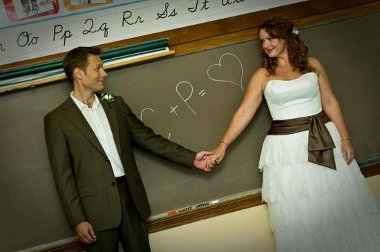 photo of Featured Wedding: Wedding 101, Back to School