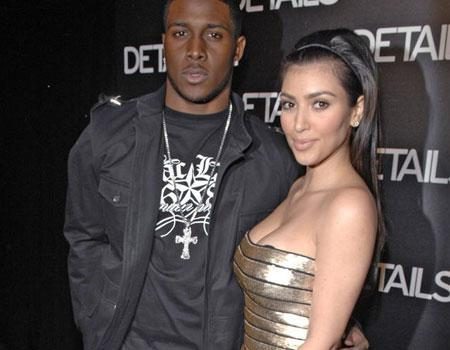 photo of Kim Kardashian And Reggie Bush Call It Quits