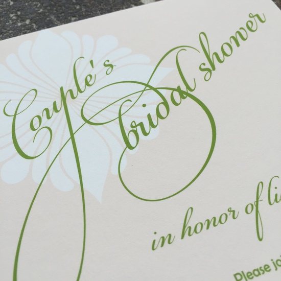 photo of Cotton Ink Invites
