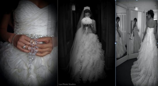 photo of Featured Wedding: The Socialite's Dream