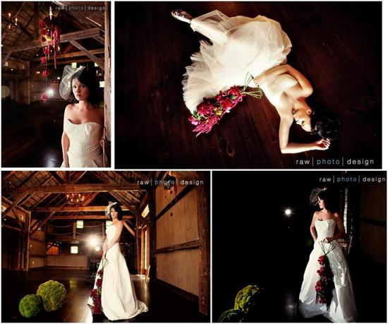 photo of Raw Photo Design Helps Our Brides-To-Be Find The Light!