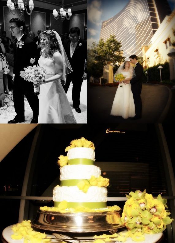 Intimate-las-vegas-wedding-at-the-wynn-sage-green-yellow.original