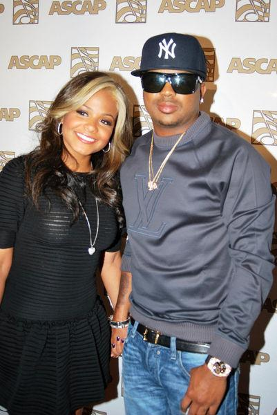 Singer Christina Millian will marry singer and producer The-Dream!