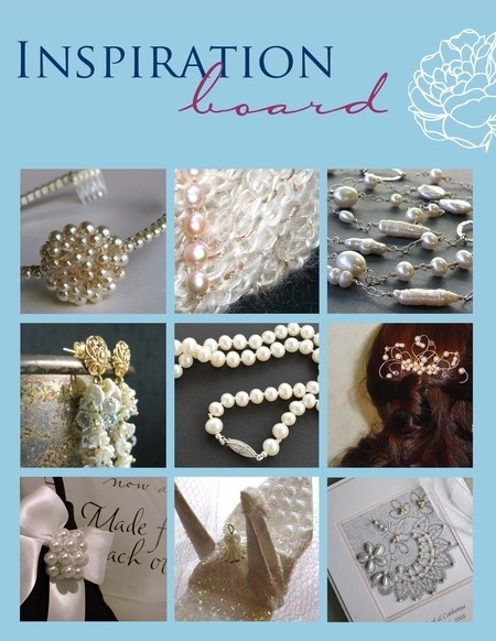 photo of Ever After Wedding Market: Pearlescent Wedding Ideas and Inspiration