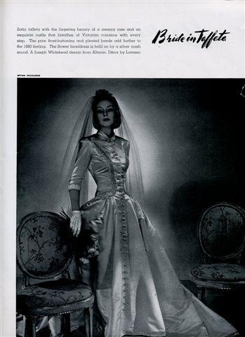 1920s-brides-magazine-satin-wedding-dress-gown-bride-in-taffeta-covered-buttons-down-front-three-quarter-sleeves.full