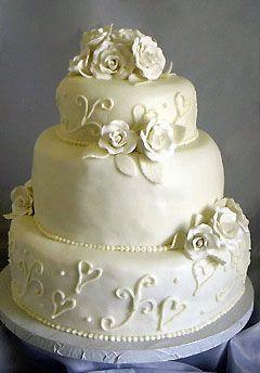 photo of Wedding Cake Traditions, a Little History
