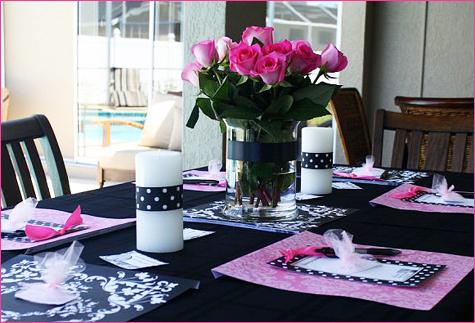 hostess with the mostess french bridal shower ideas mais oui