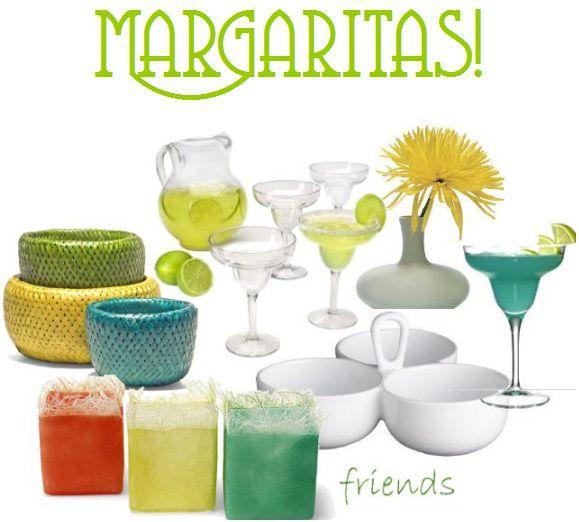 Once the wedding is over, throw a fun Margarita Party for your best girls