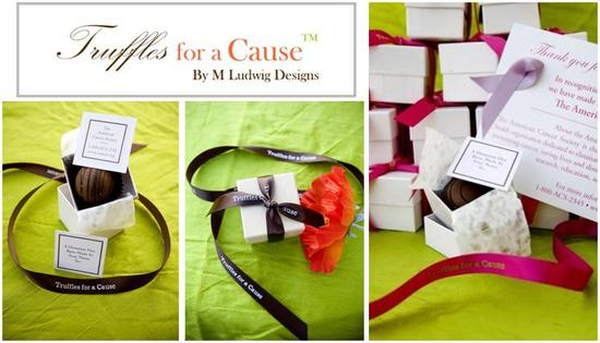 photo of A Fabulous Wedding Favors & Gifts Idea for the Charitable Couple!