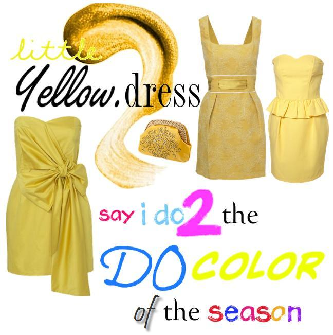 "photo of Say ""I Do"" To The Sunny It Color Of The Season!"