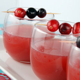 Hostess with the Mostess: Signature Drinks for Non-Drinkers