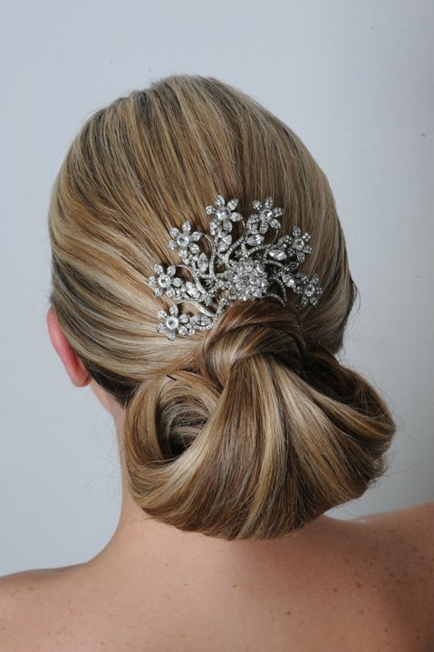 Bridal Hair Style Miami Palm Beach