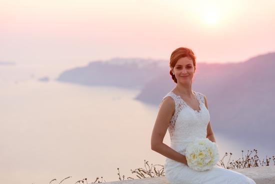 photo of Marryme in Greece - Santorini weddings