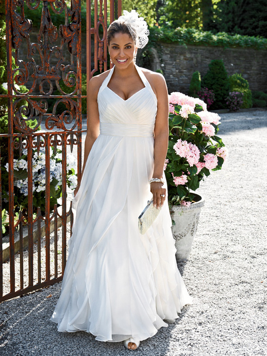 photo of David's Bridal Woman 9PK3218 Dress