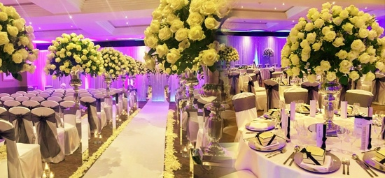 Happy Talk Wedding Decor
