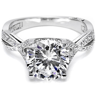 Tacori Engagement Ring 2565RD