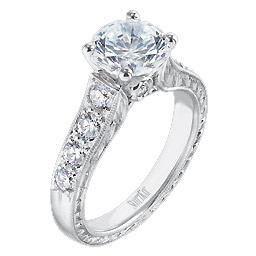 photo of Scott Kay Engagement Ring M1113RD10