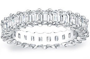 Eternity-bands-wedding-rings-diamond-engagement-ring-emerald-cut-stones.full