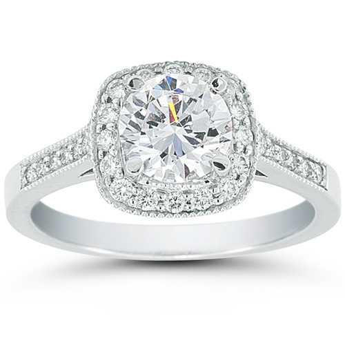 photo of Vatche Engagement Ring 180