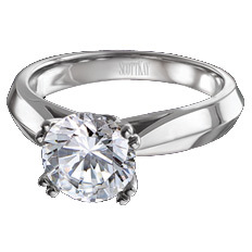 Scott Kay Engagement Ring M0655RD10