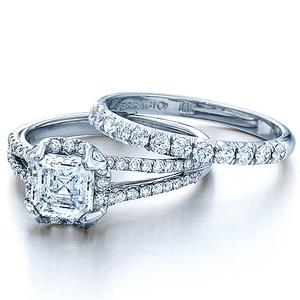 photo of Verragio Engagement Ring 0378