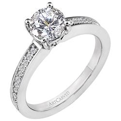 photo of ArtCarved Engagement Ring 31V225ER
