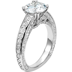 Diana-pave-and-burnished-diamond-engagement-ring-wedding-rings.full