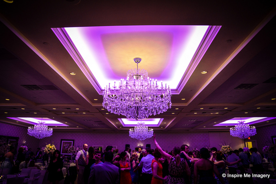 photo of Crystal Ballroom at the Radisson Freehold