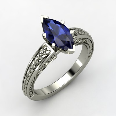 Marquise Ceres Engagement Ring
