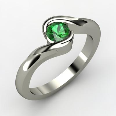 photo of Embrace Engagement Ring