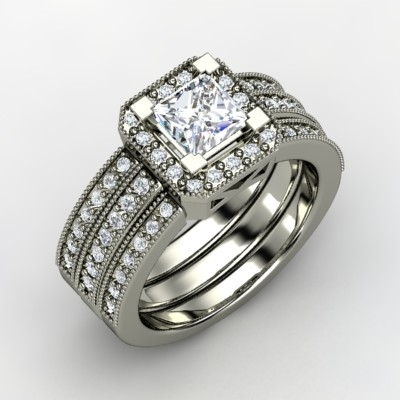photo of Va Voom Engagement Ring