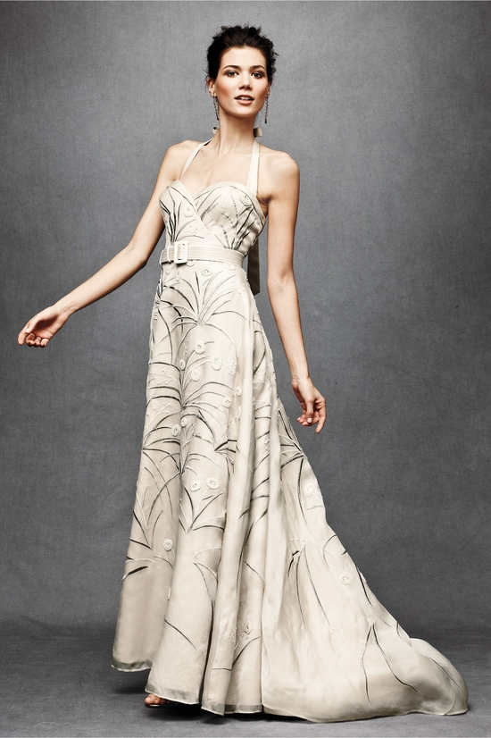 photo of Trumpeted Pavot Gown