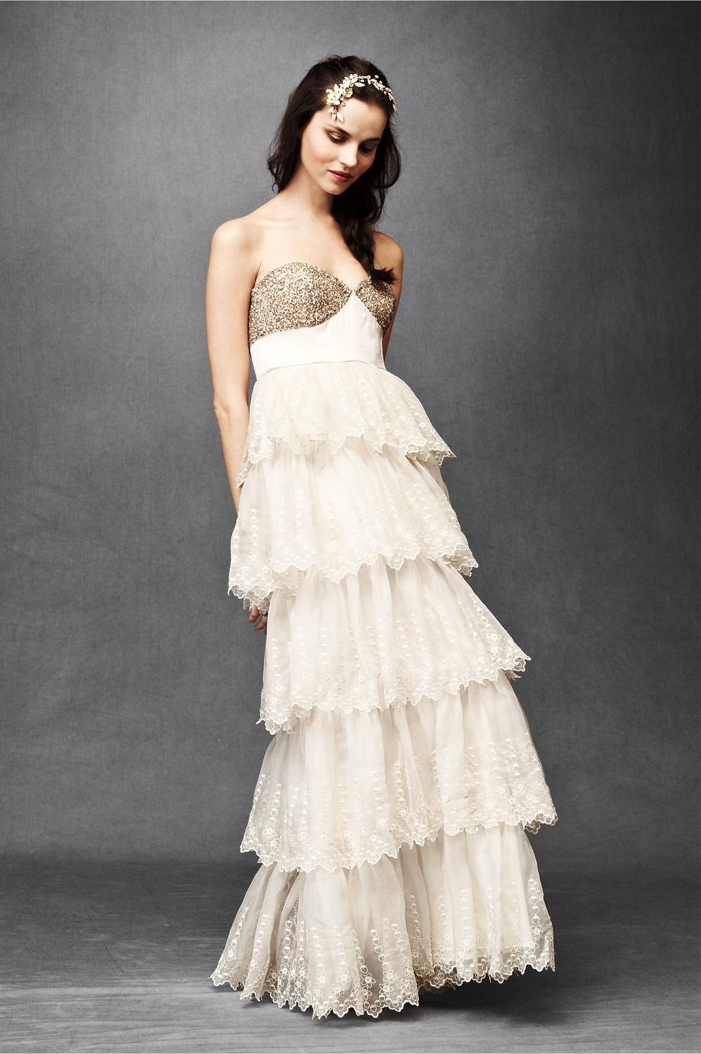 Burnished-organza-wedding-dress-2011-strapless-empire-ruffled-tiers-bhldn.full