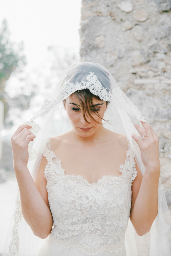 Romantic bride - Chiara Natale