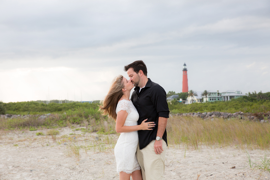 Florida Engagement Session, Ponce Inlet