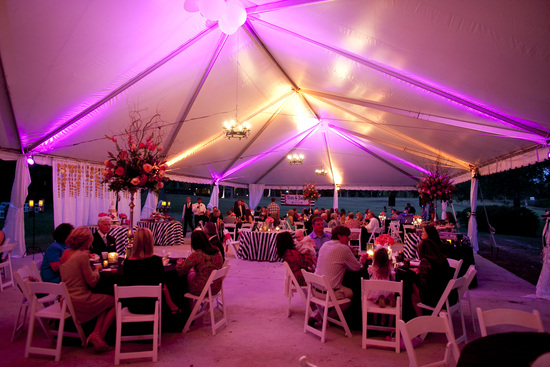 Wedding Coordinator: Meredith Events (Photo used with permission/Blair Weddings)