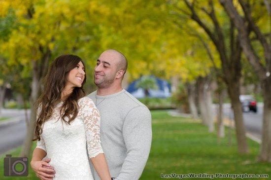 photo of Las Vegas Wedding Photographer