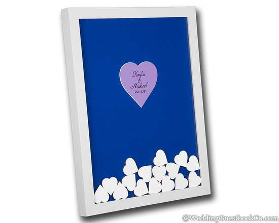 photo of Wedding Guest Book Co