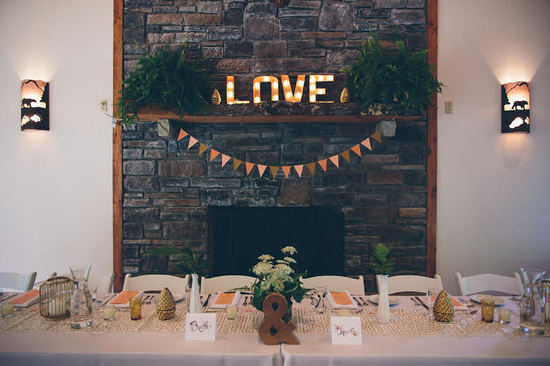 Modern Mountain Wedding - Linville, NC
