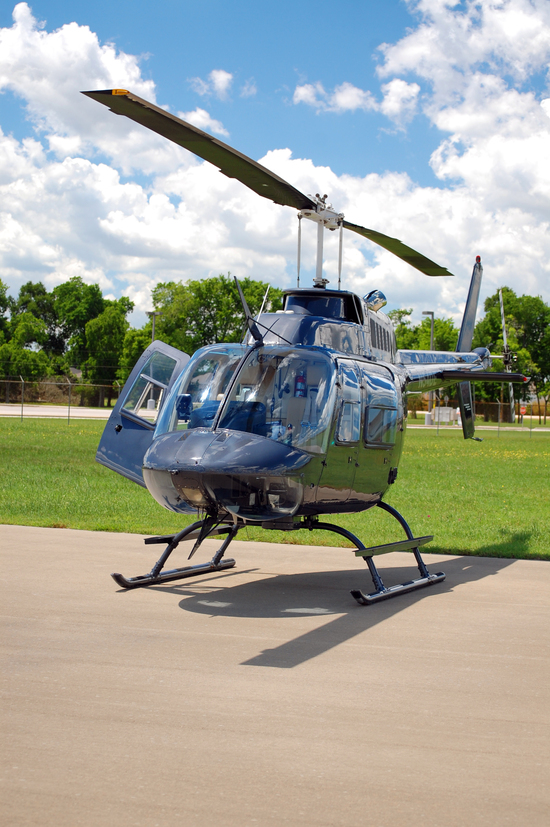 N54DE Professional Helicopter Services Houston TX