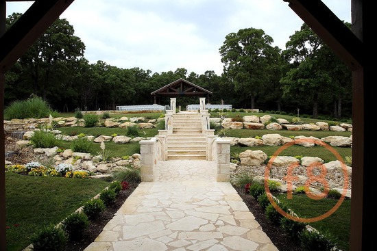 The Ranch Outdoor Ceremony Site