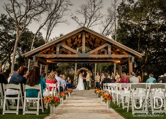 Sycamore Hall Outdoor Ceremony Site