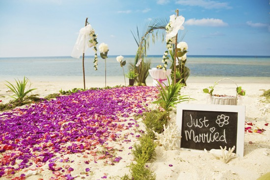 Bali Brides Beach wedding