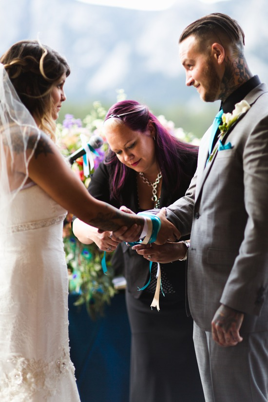 Harry Potter Handfasting Ceremony