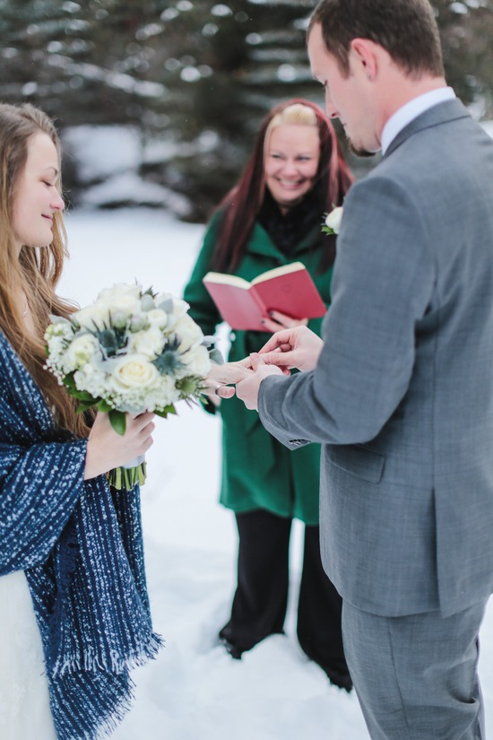 Estes Park Elopement - New Years Eve