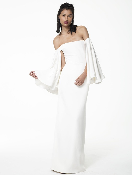 Houghton NYC Gamila Gown